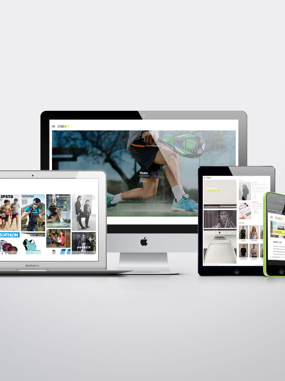 RVD Media Group-Studio 080-Diseño web