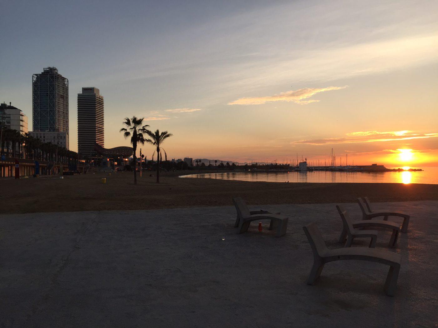 Playa de la Barceloneta 13
