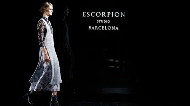 «Wonderland», la colección de Escorpion en la 080 Barcelona Fashion.