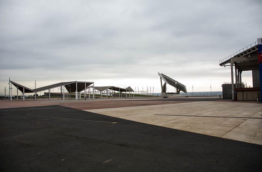 Parc del Fórum 1