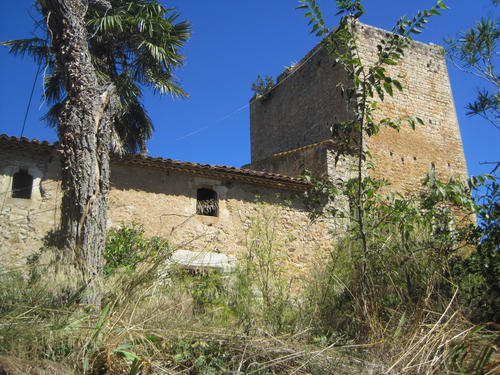 Castillo de Esclanya