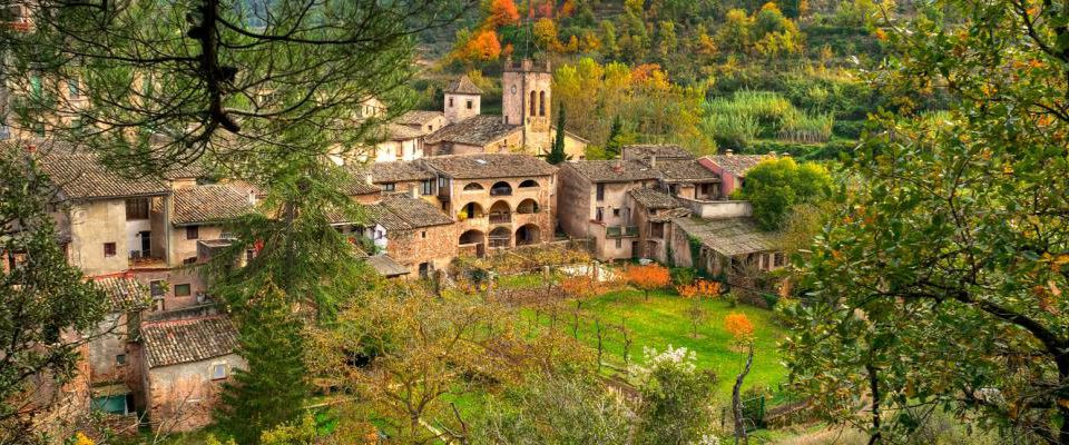 Charming villages: Mura.