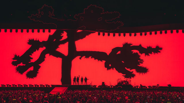 U2:THE JOSHUA TREE TOUR 2017 llega a Barcelona.