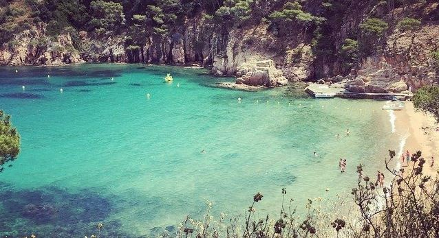 THE 5 BEST BEACHES IN CATALONIA FOR SHOOTINGS.