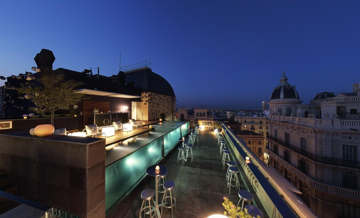 Your Productions On Terraces Overlooking Barcelona