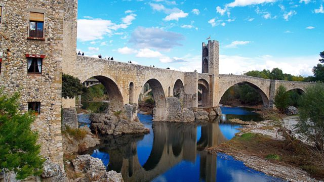 The 10 most impressive bridges of Catalonia