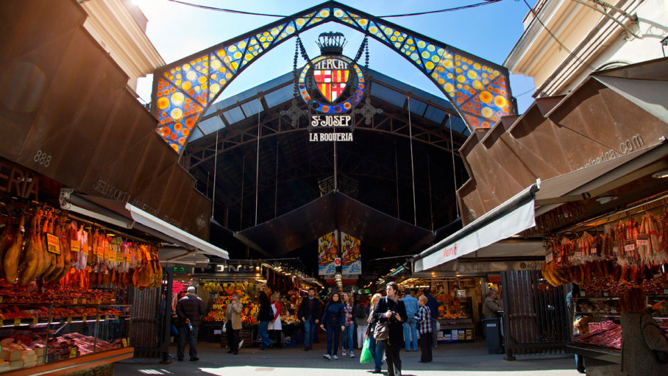 10 Barcelona markets, ideal for audiovisual projects
