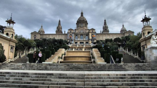 Looking for impressive stairs for your next production? We show you 10 in Barcelona