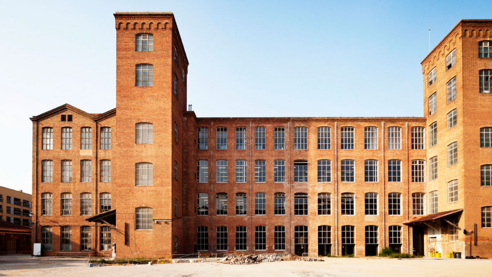 The most industrial Barcelona for your audiovisual productions