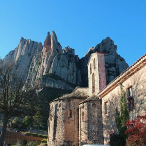 Santa Cecilia Muntanya de Montserrat
