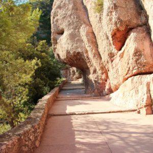 Santa Cova Muntanya de Montserrat 15