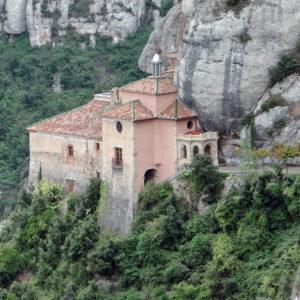 Santa_Cova_Chapel,_Montserrat