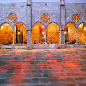 claustro del Convent de Sant Agustí