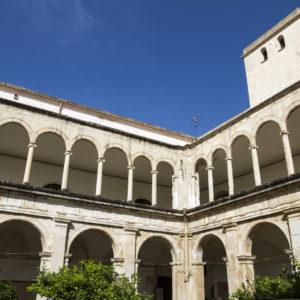 claustro del Convent de Sant Agustí1