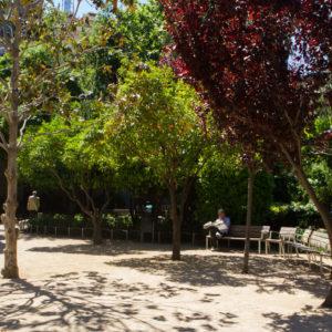 jardines del Palau Robert1