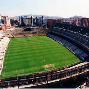 Antiguo Estadio de Sarrià