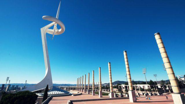La Barcelona Olímpica para tu proyecto audiovisual