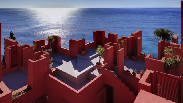 Discover with the RVD Media Group the great Red Wall in Spain