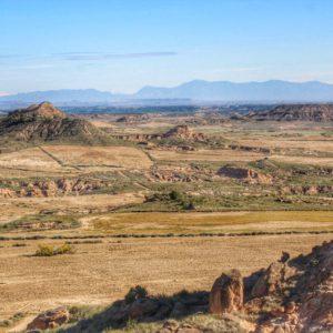 Desierto de los Monegros1
