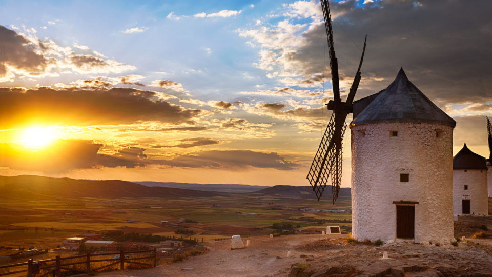 10 Sunsets in Spain that you shouldn't miss