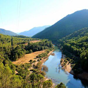 Sierras de Cazorla, Segura y Las Villas1